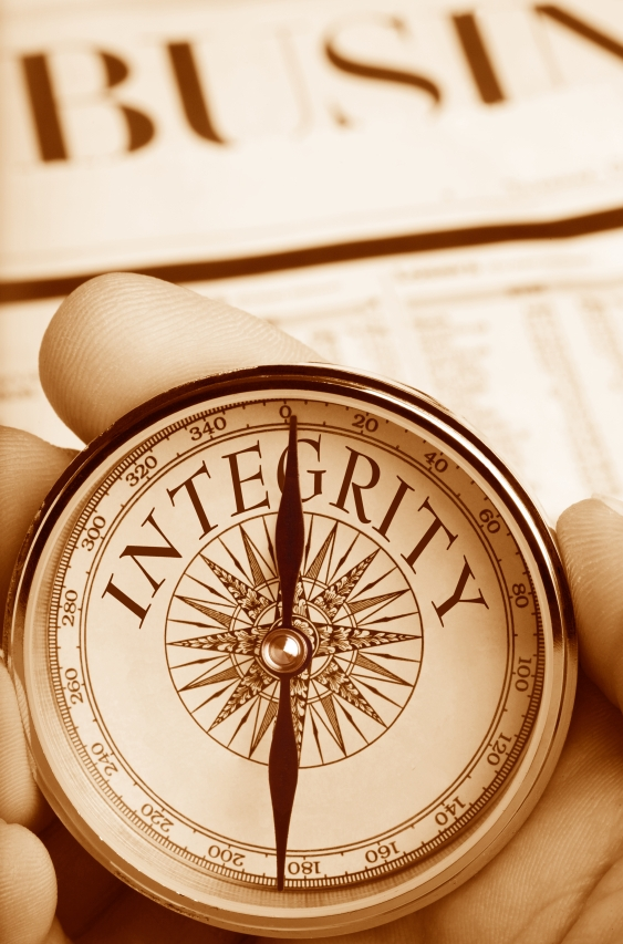 Stephen Frederick Logistics integrity